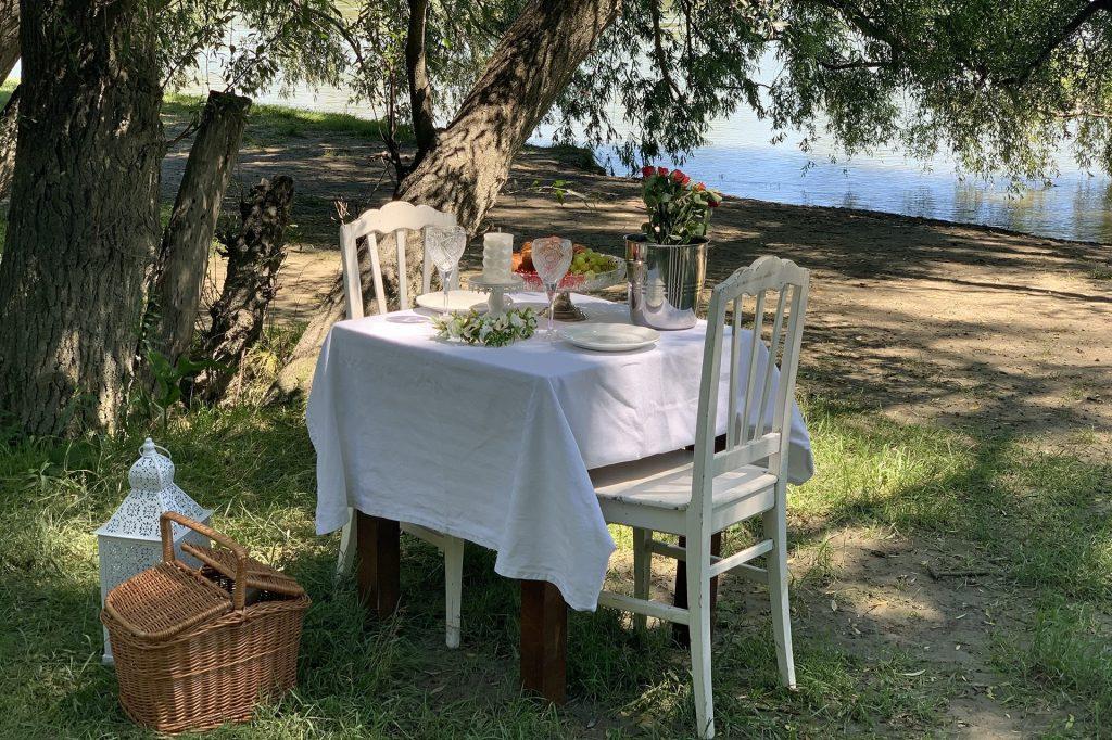 Exkluzív piknik